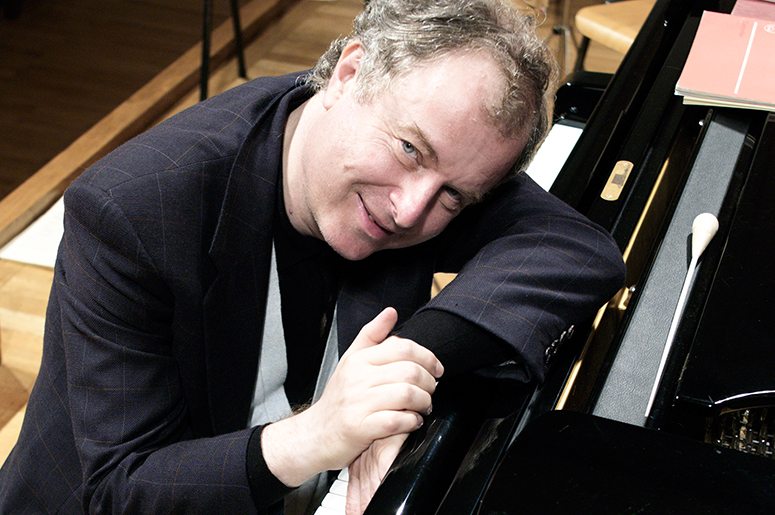 Sir András Schiff Performs and Conducts the OSM