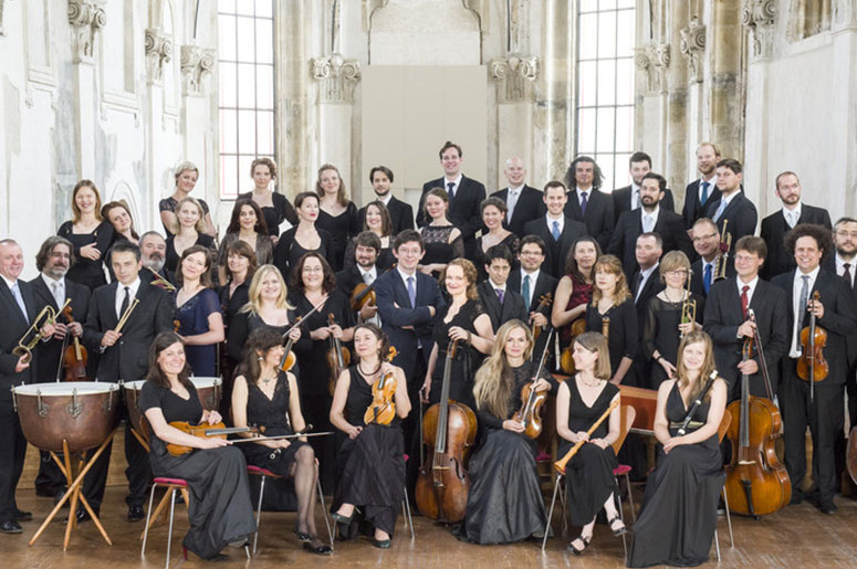 Festival Bach - Collegium 1704 - Prague