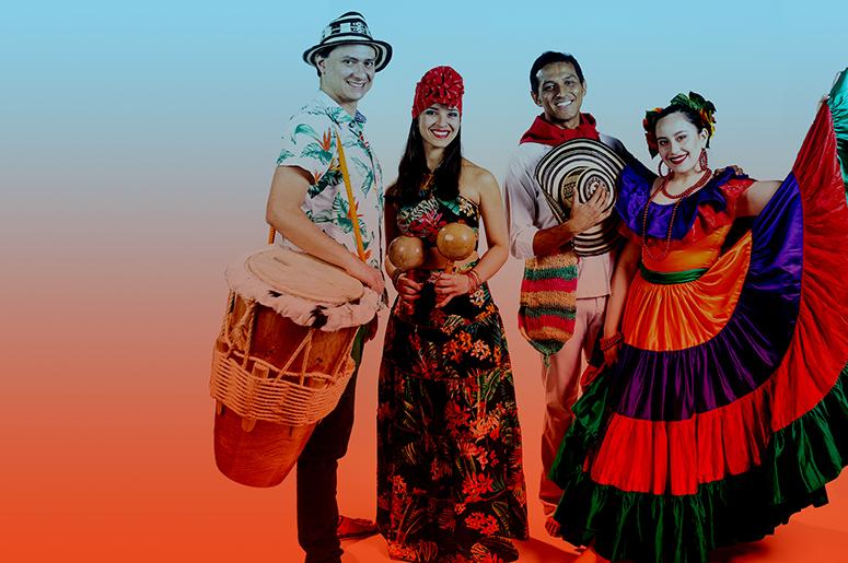 Soirée dansante – Cumbia