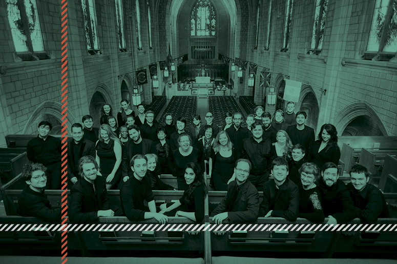 The Choir of the Church of St. Andrew and St. Paul