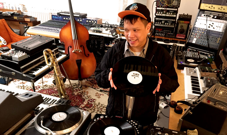 Kid Koala, l'inclassable DJ