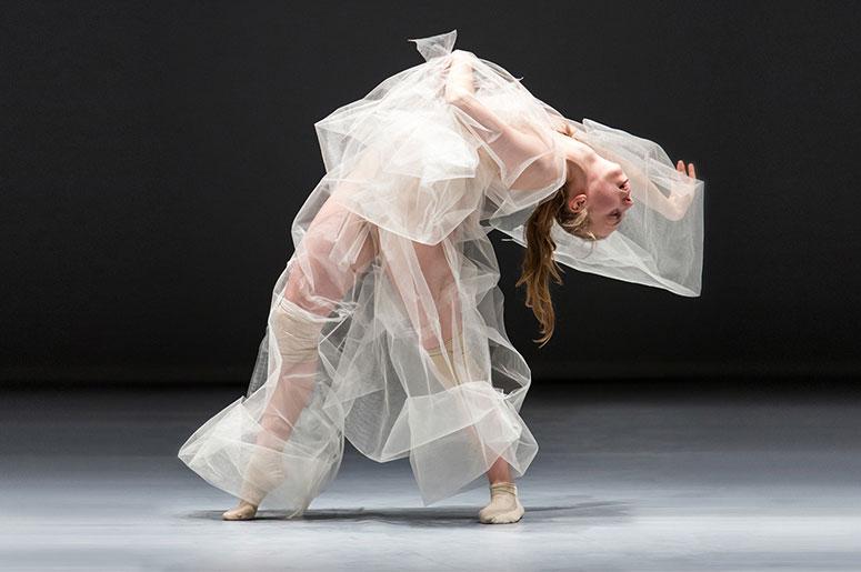 Compagnie Marie Chouinard - Soft virtuosity, still humid, on the edge + Le Cri du monde