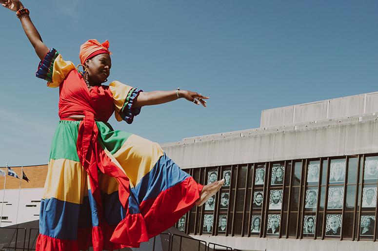 Festival L'Art en soi - Soirée dansante Danses traditionnelles haïtiennes