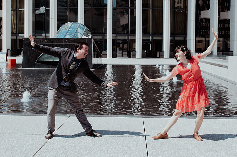 Festival L'Art en soi - Soirée dansante Swing