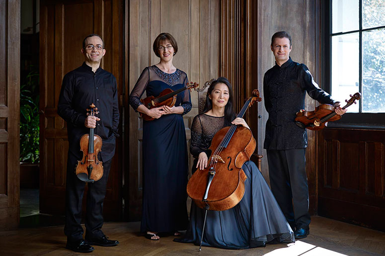 Dawn Upshaw & Brentano String Quartet