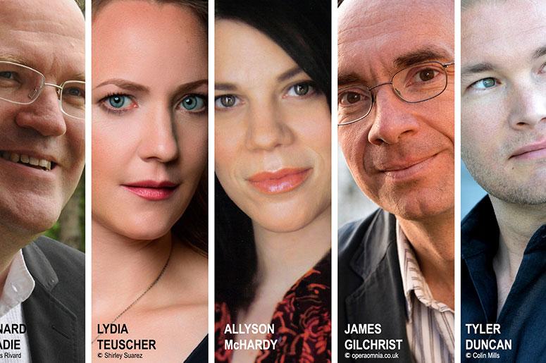 Les Violons du Roy - Handel, Haydn et La Chapelle de Québec