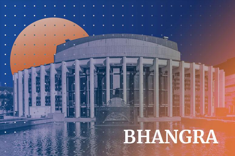 Midis dansés Bhangra