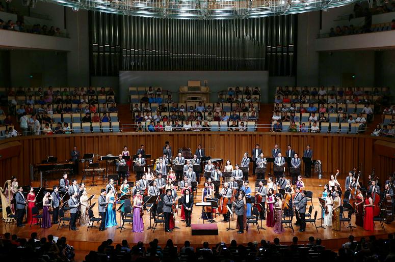 L'Orchestre Symphonique de Cinéma de Chine