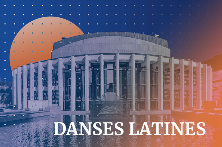 Soirée dansante Danses latines